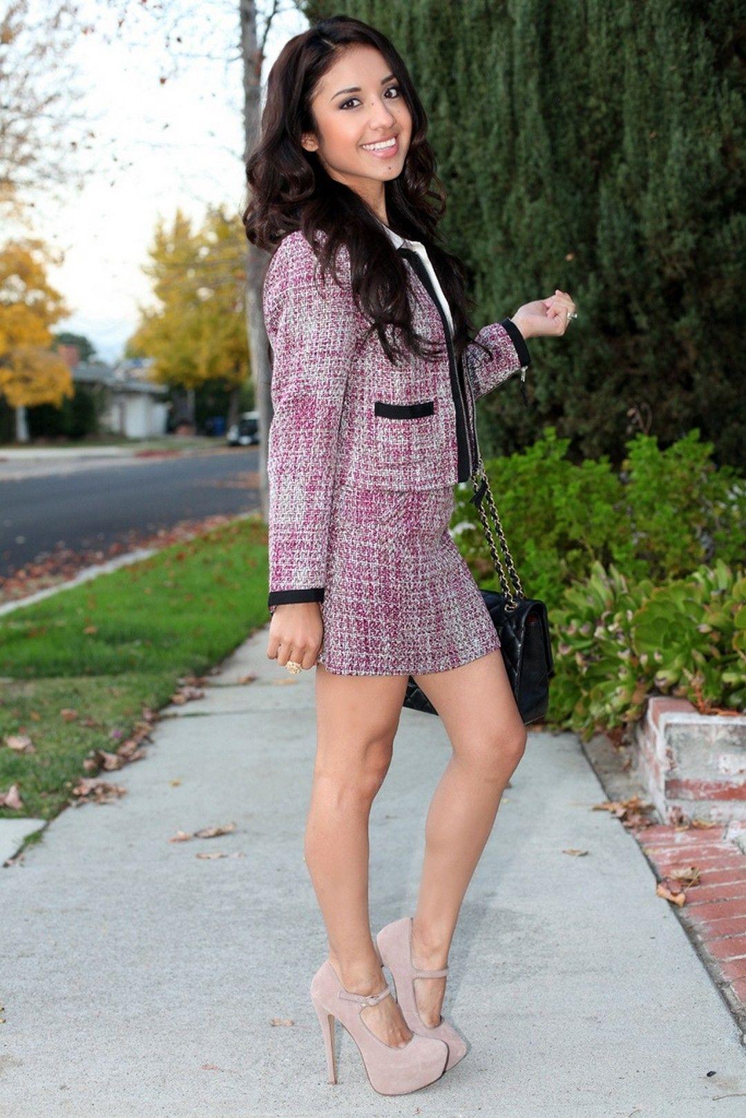 women skirts high heels - photo #33