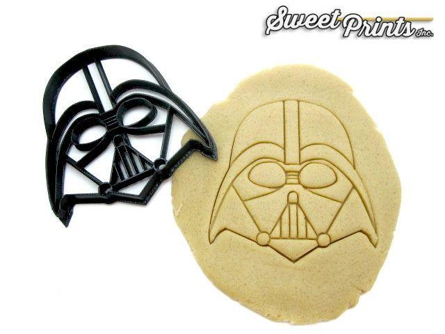 Darth Vader Cookie Cutter