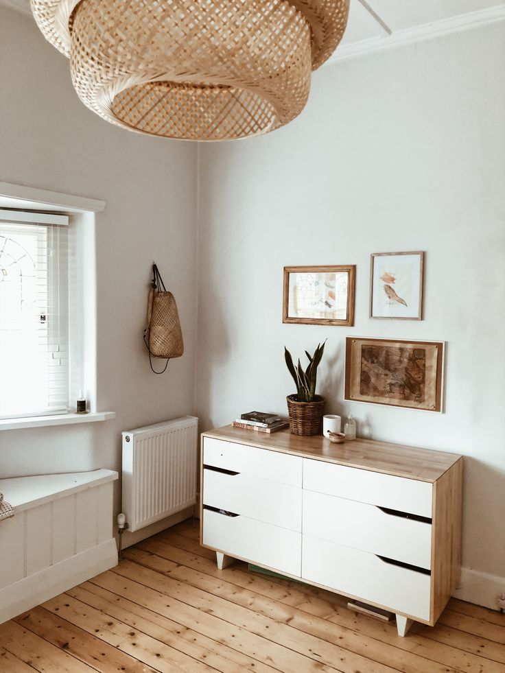 simple + neutral bedroom decor   Neutral bedroom decor ...
