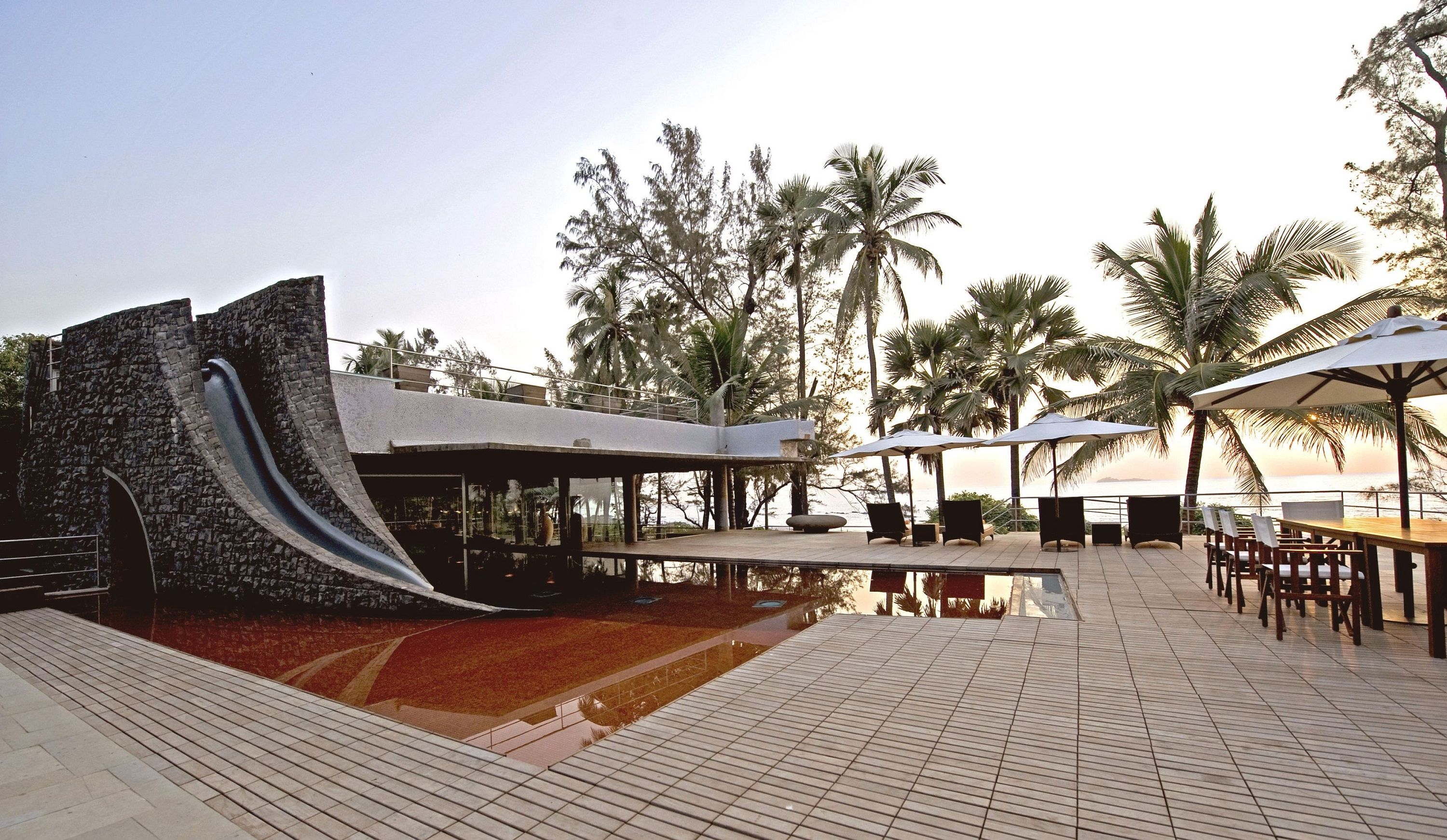 Architecture Design India architecture and interior design projects in india - weekend house