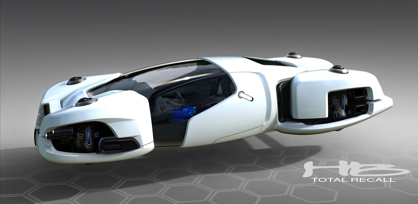 flying house flying car and hover car