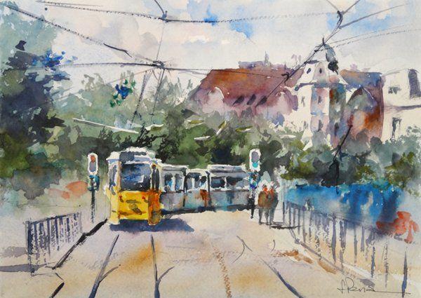 Fernando Pena - Una mirada a Budapest