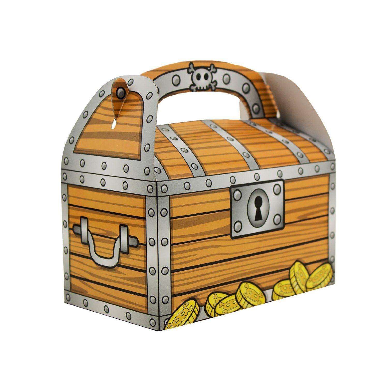 Картинка для детей пиратский сундук