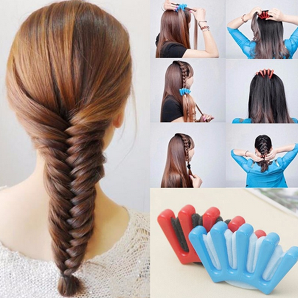 1 PC Twist Hair Styling Braider Braid Outil D'agrafe de