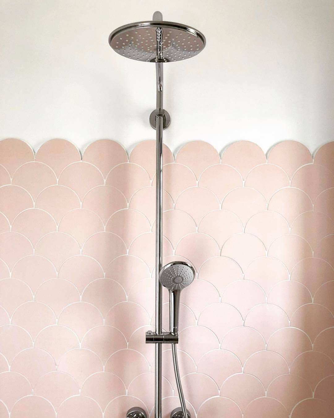 Andmate Tiles Ecailles By Normandy Ceramics Project And