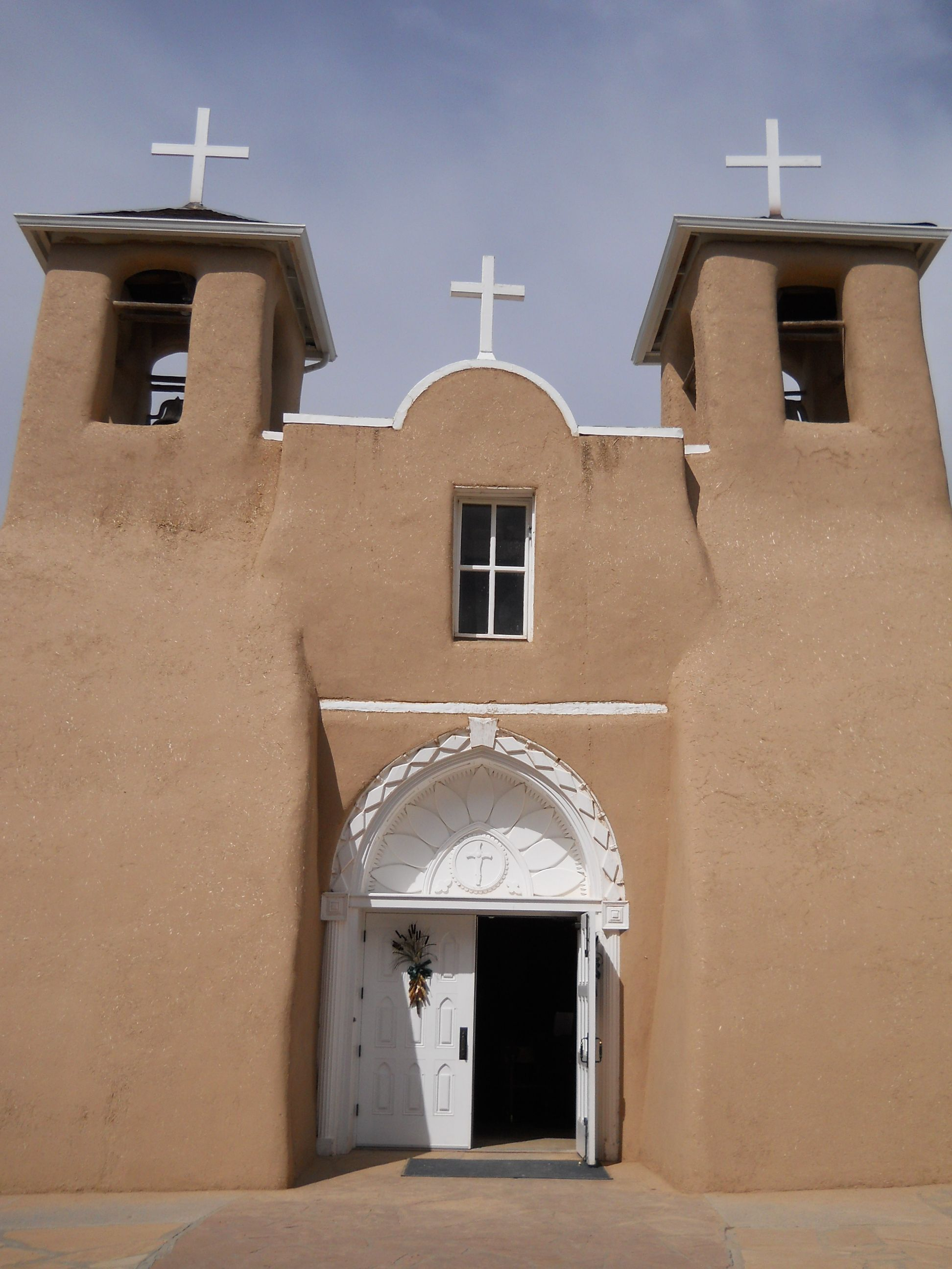 St. Francis de Assisi Ranchito de Taos....New Mexico  this is truly inspiring