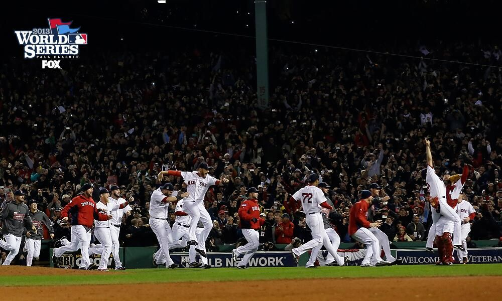 The Boston Red Sox are the 2013 World Series Champions!!! - The ...