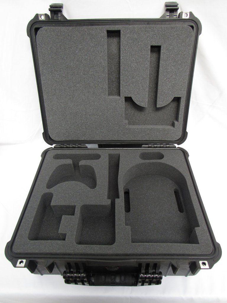 Oculus Rift VR System Custom Foam Insert For Pelican Case 1550 (CASE ...