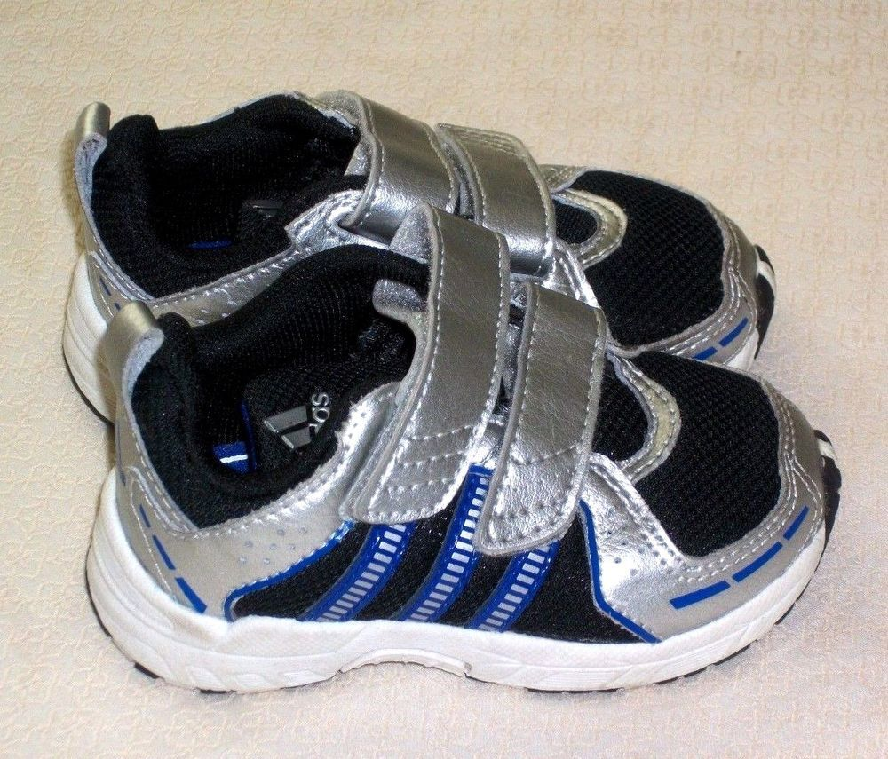 Adidas Ortholite Baby Toddler Boys Athletic Shoes Size 5