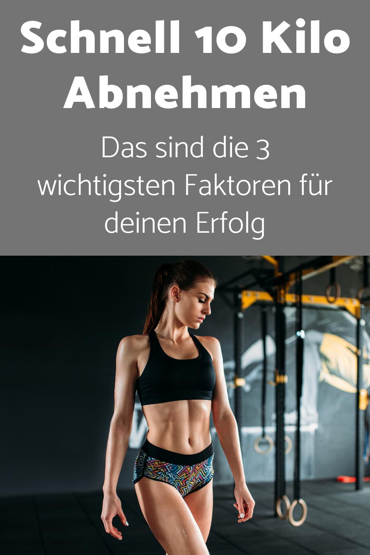 Effektive Dinge, um schnell Gewicht zu verlieren