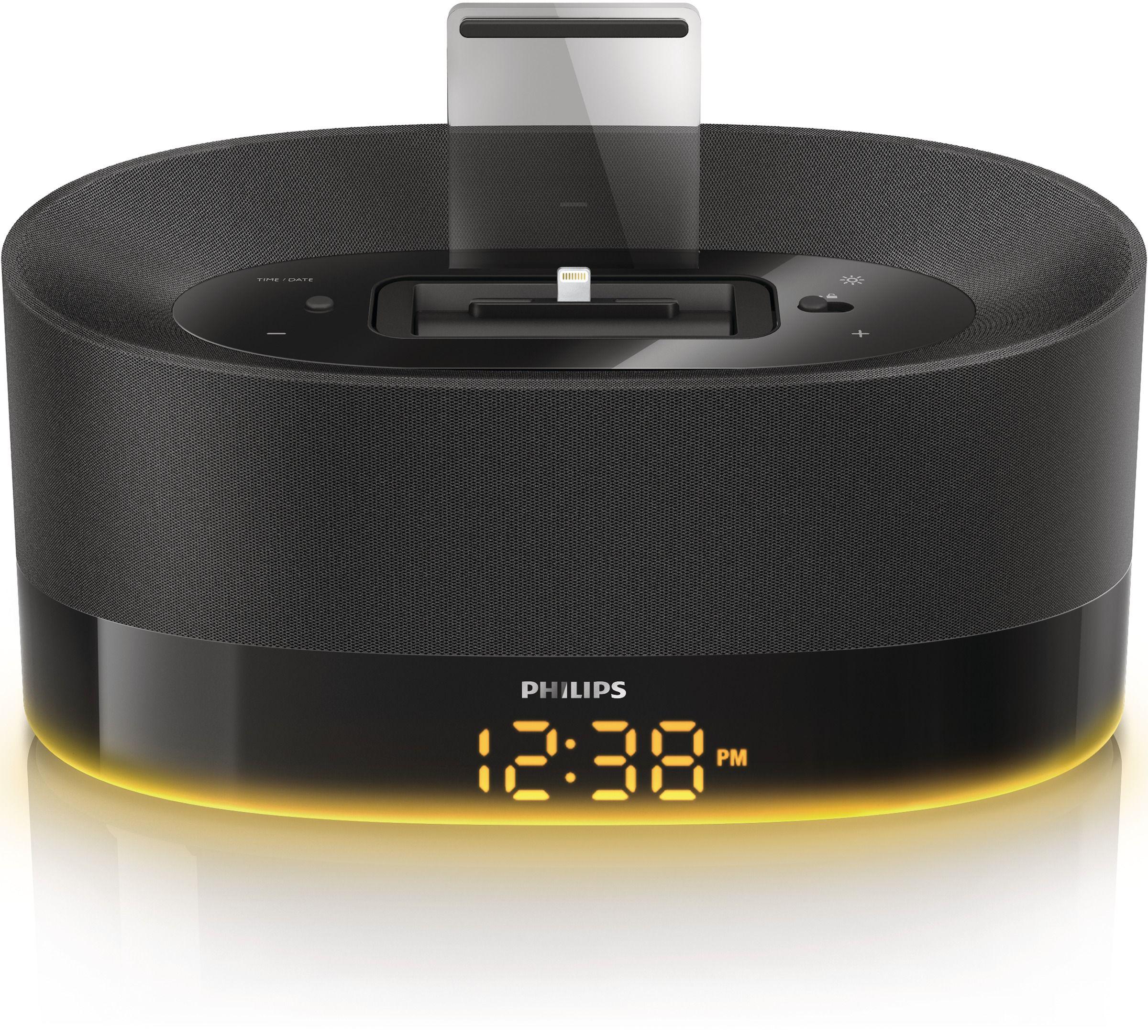 A caixa acústica com dock Philips DS1600 é um equipamento de áudio high tech, com diferentes recursos de conectividade. Ela reproduz e carrega o iPod/iPhone/iPad com o Philips DualDock pelos conectores Lightning e de 30 pinos. Custa R$549,00