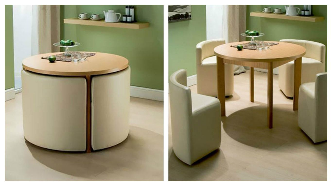 Round Table Chairs Fit Underneath Shapeyourmindscom