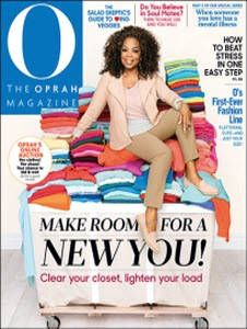 Publishers Clearing House Oprah you are glowing with happiness you worked hard for it and it's about time you let your- self be happy and have fun.