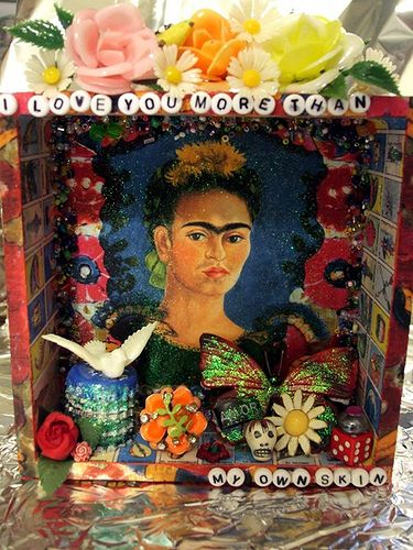 Frida Kahlo Shrine