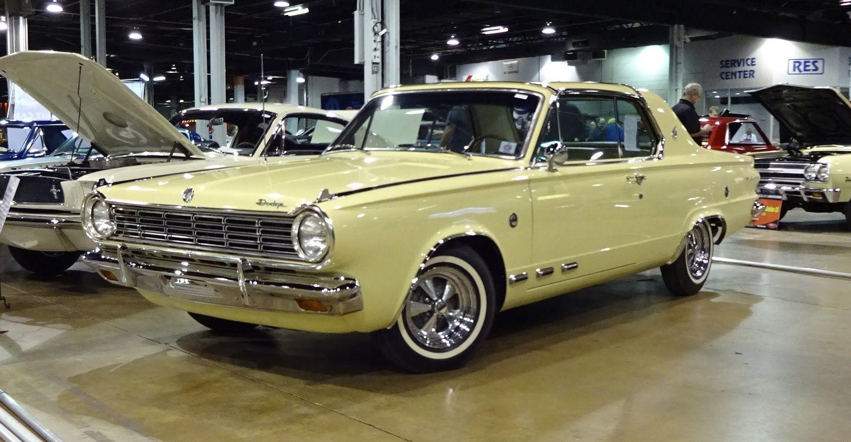 1965 Dodge Dart Charger Dodge Dart Car Dodge