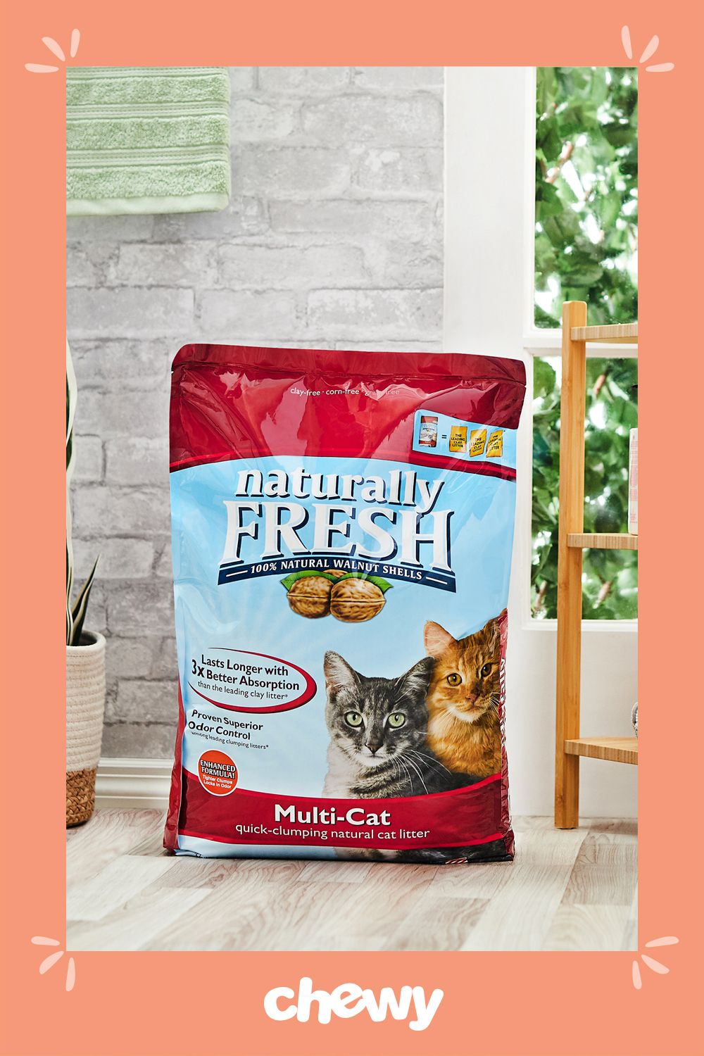 Say goodbye to that stinky litter box and hello to great