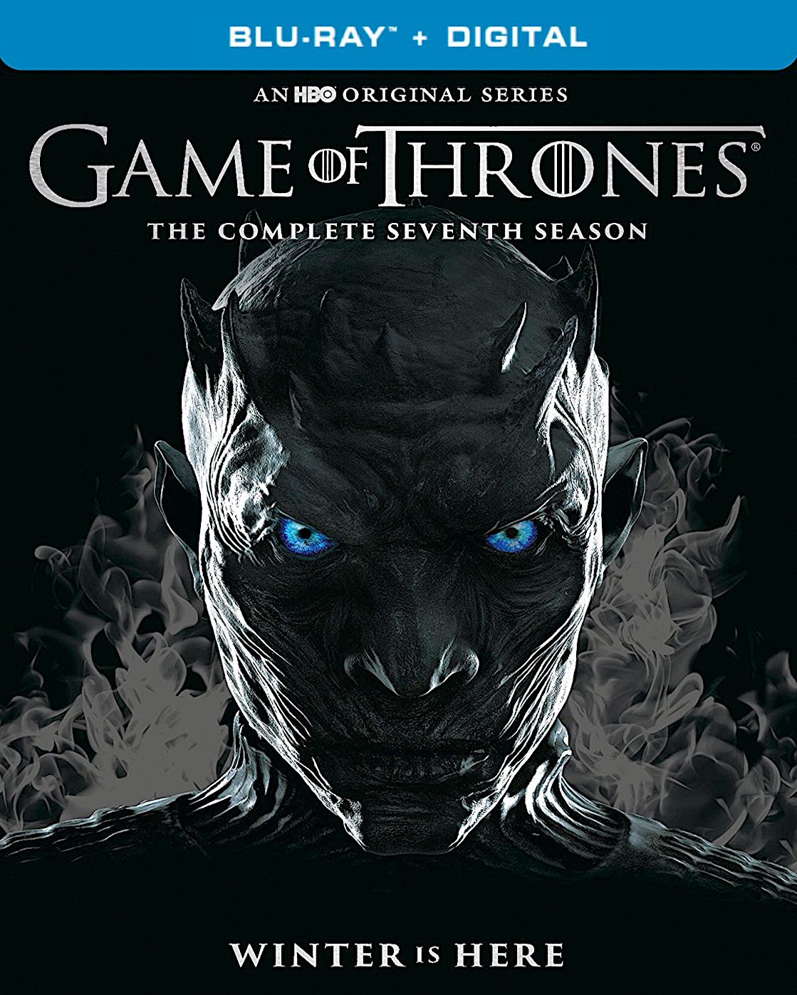 Game of thrones the complete seventh season bluray set