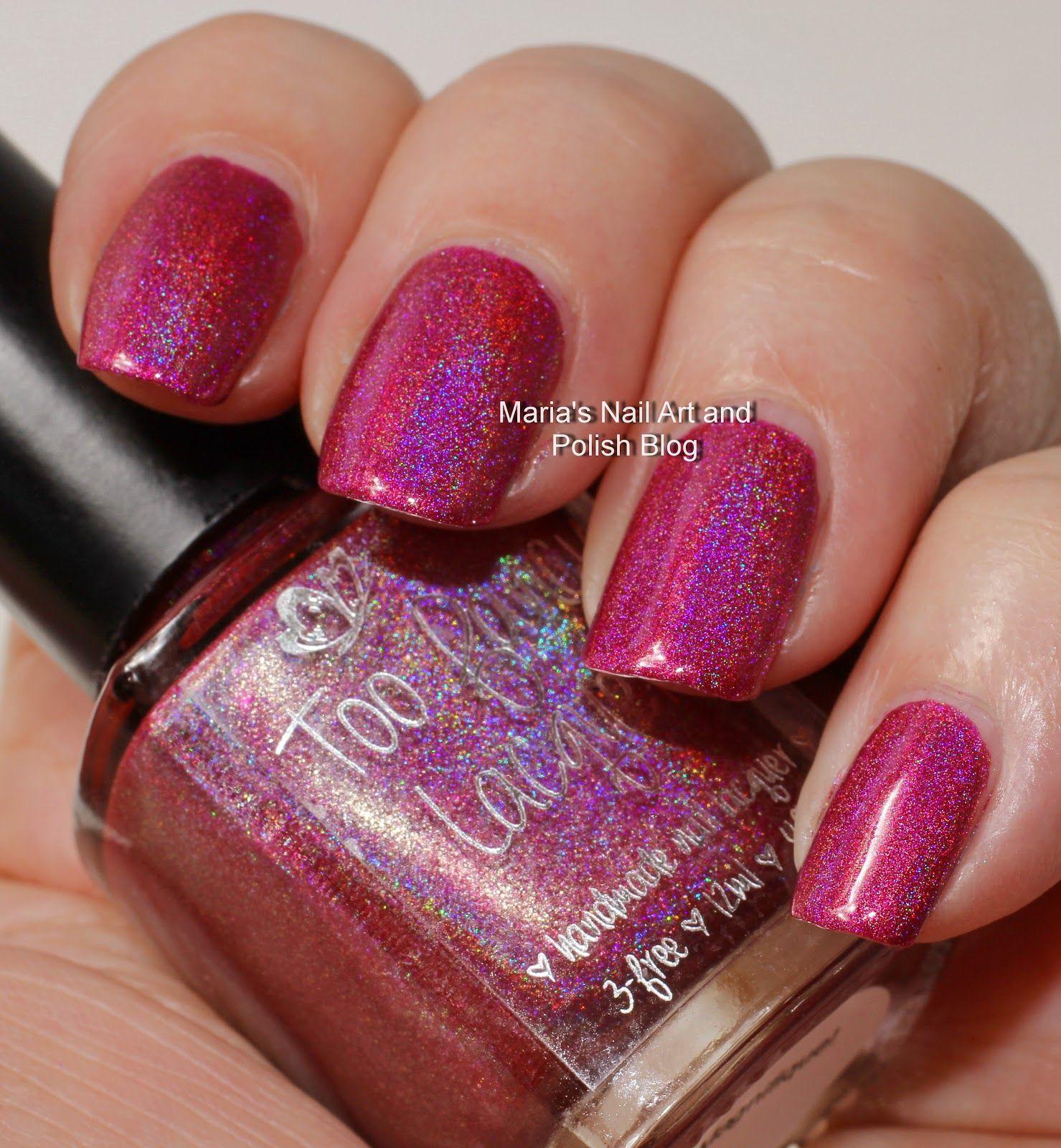 Too Fancy Lacquer - Magnifique | Nails/nail polish | Pinterest ...