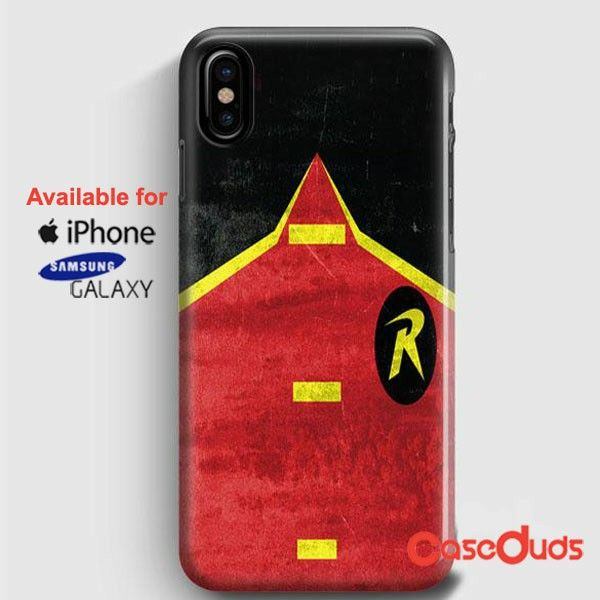 Robin The Boy Wonder iPhone X Cases, iPhone Case, Samsung Galaxy Case 386 - Awesome Products Design Caseduds