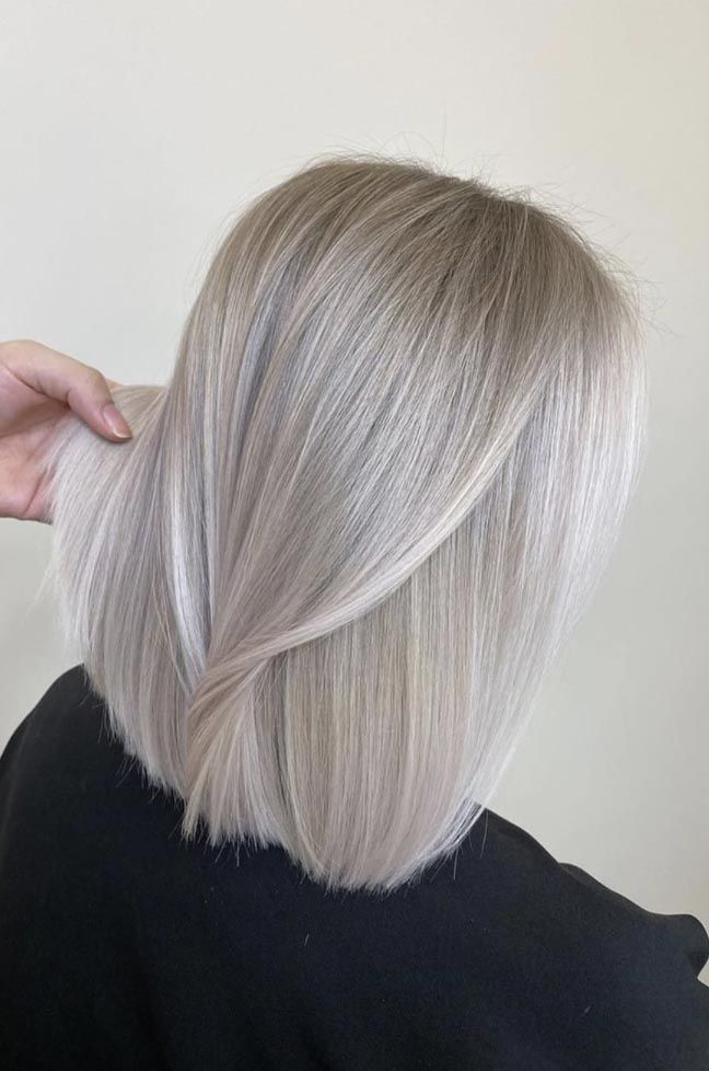 These Short Hairstyles Make Going Gray So Easy and