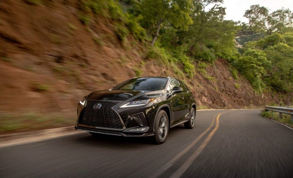 2021 Lexus RX Is Slightly Improved in 2020 Lexus rx 350