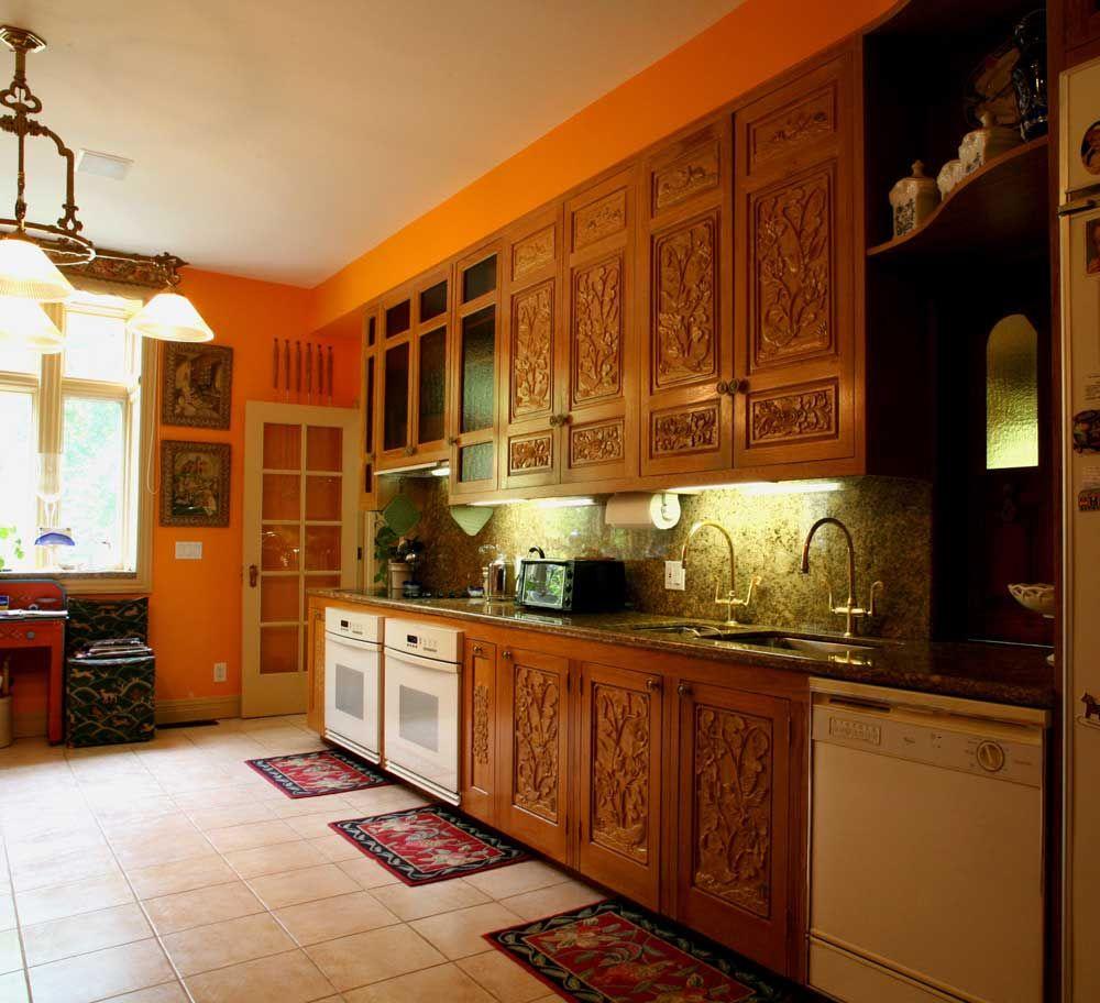 Carved Kitchen Cabinets Hudson Cabinetmaking 845 225 2967 Kitchens Gallery Kitchen Kitchen Design Kitchen Corner