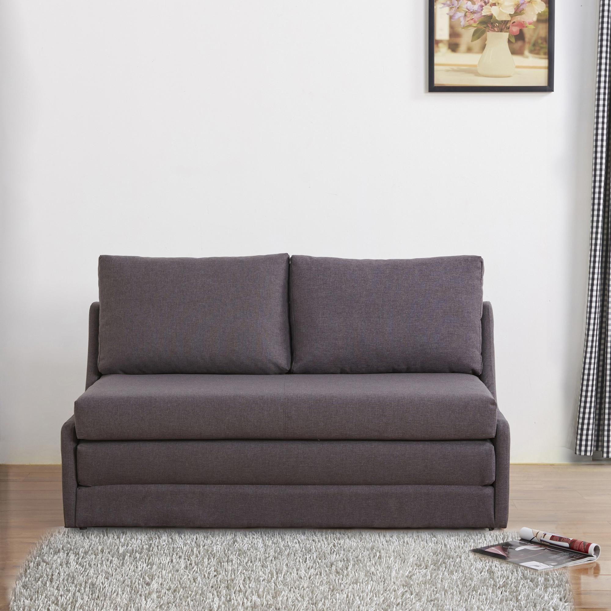 Dos Fabric Sofa Bed In 2020 Sofa Fabric Sofa Sofa Bed