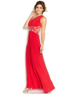 2015 Long Prom Dresses at Macy's