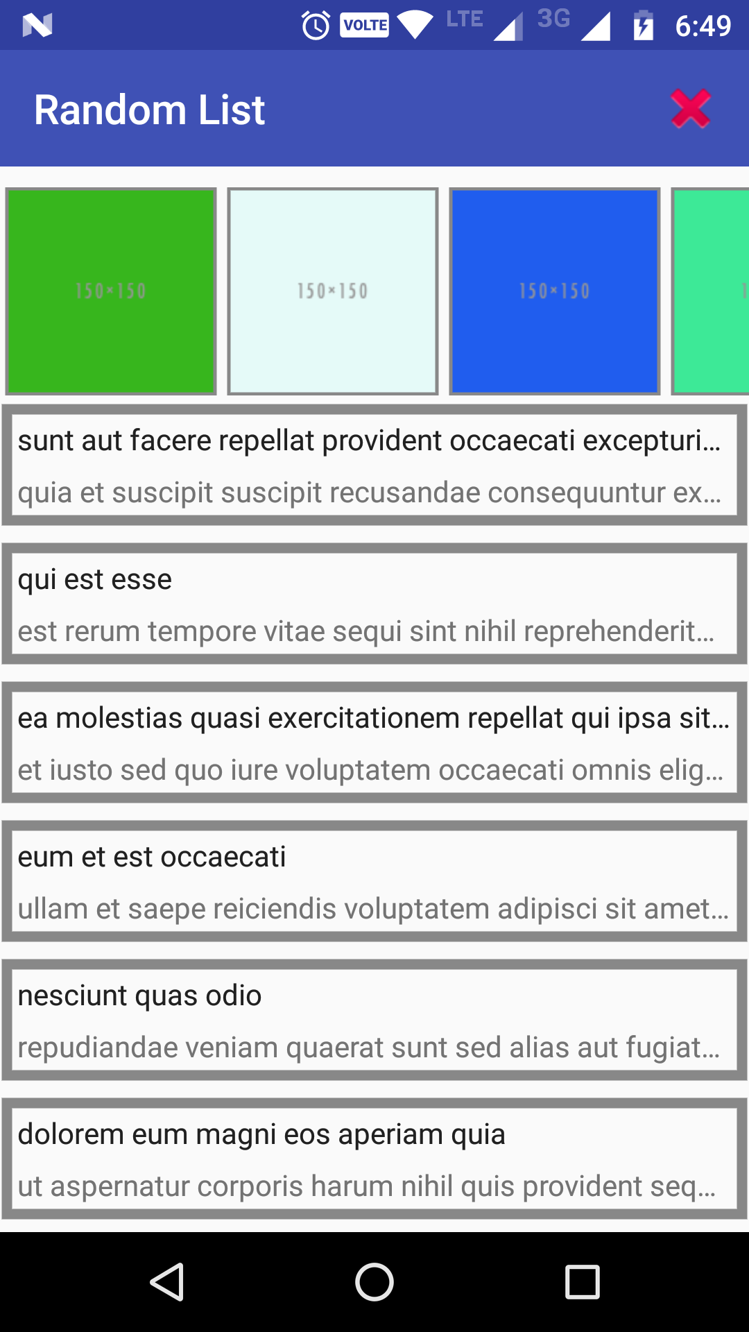 New tools in RecyclerView: DiffUtil, SnapHelper and more (Part-1