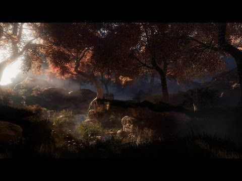 Creating a quick Unreal Engine 4 forest scene - YouTube | Liber in