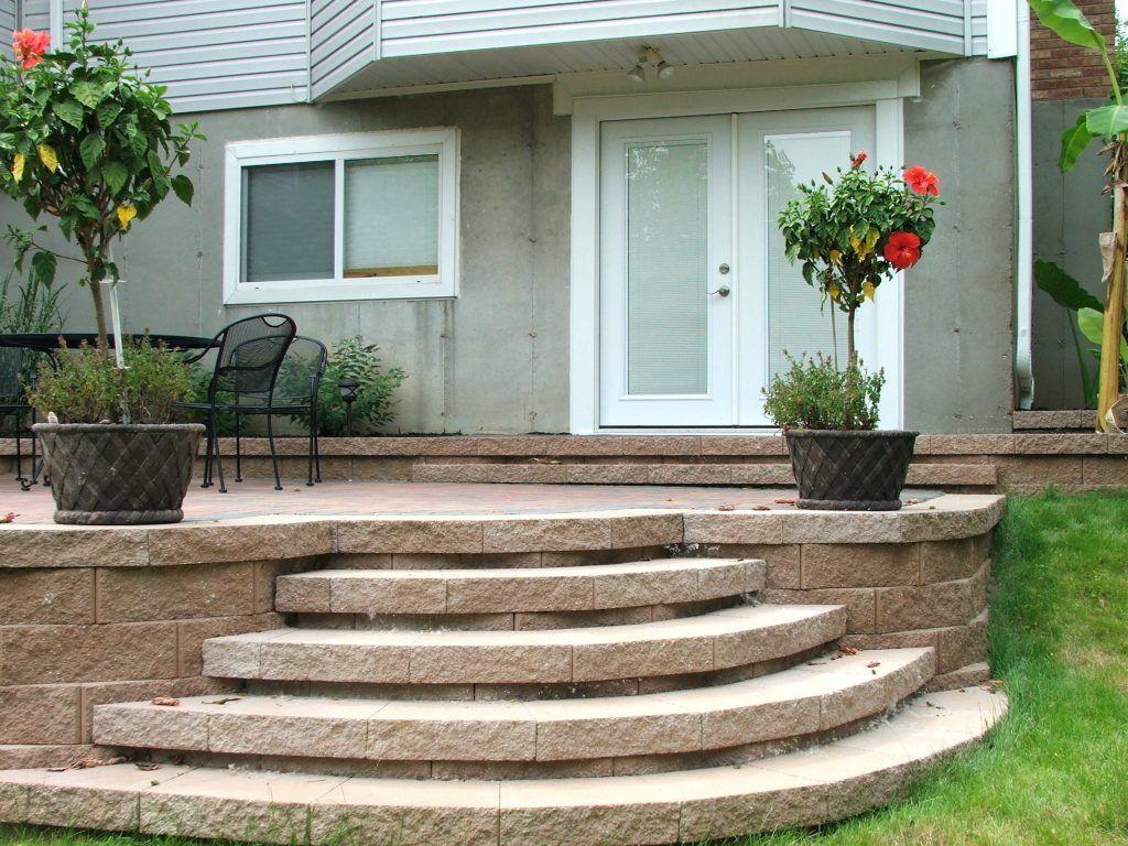 Raised Concrete Patio. Raised Concrete Porch Design Level ...