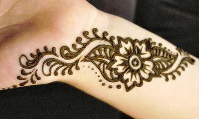 Mehndi Bracelet Designs 2016 : Mehendi designs and types of