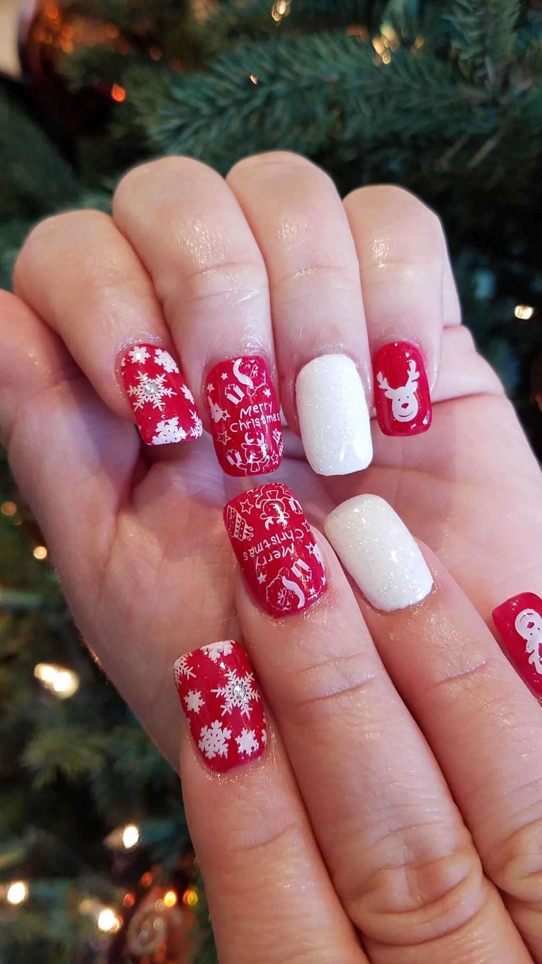 Pin by Polished Nail Salon on Winter Nails Holidays