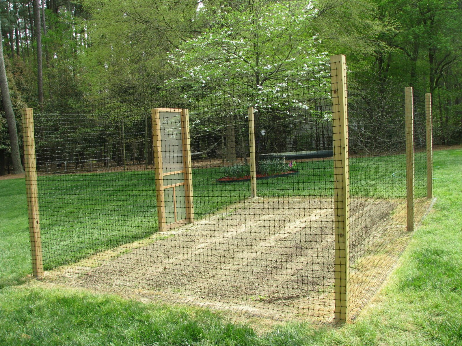 Delightful Deer Proof Garden Fence | Some Nice Photos From Chris In Raleigh NC    Thanks Chris