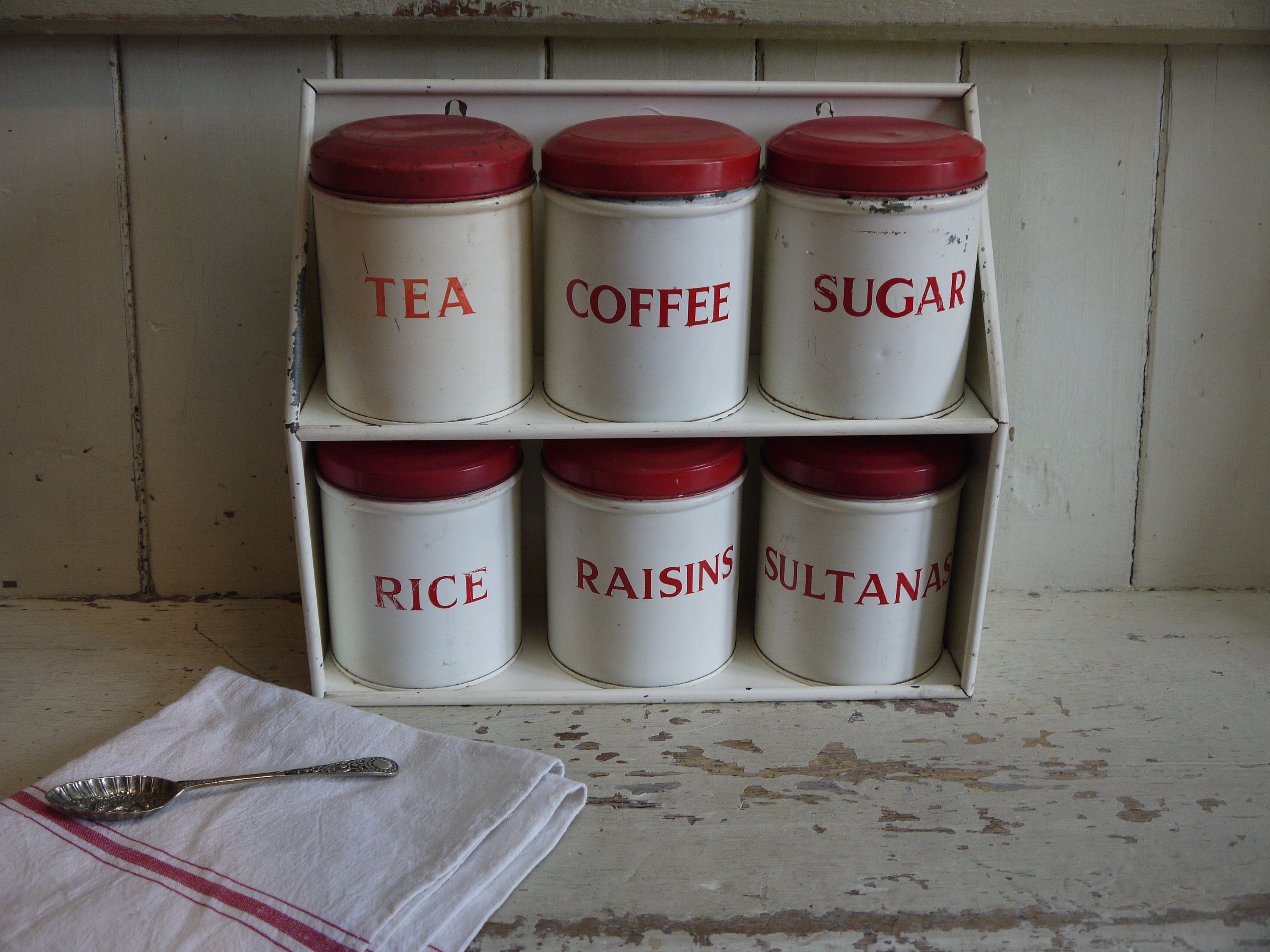 Your Place To Buy And Sell All Things Handmade Kitchen Canisters