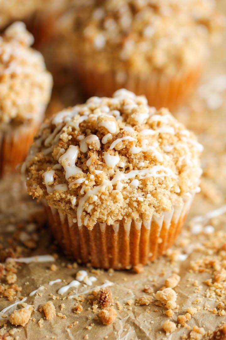 Coffee Cake Muffins Recipe Coffee cake muffin recipes