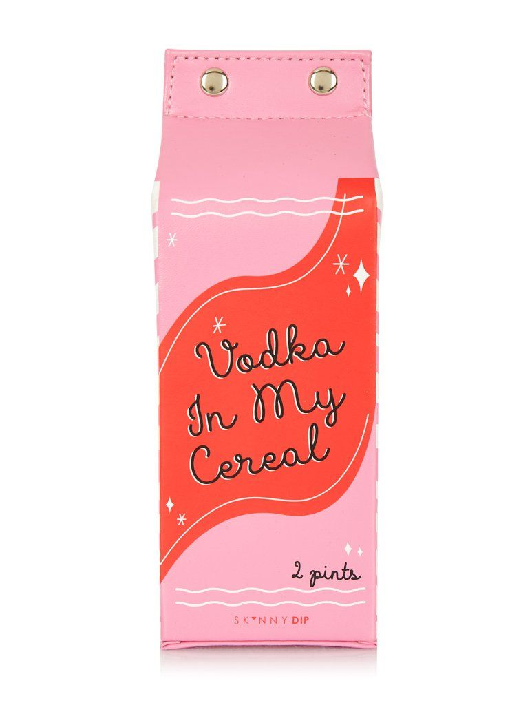 reputable site c4b0a d10b3 Vodka Cereal Pencil Case | Skinnydip | Pencil, Cereal, Vodka