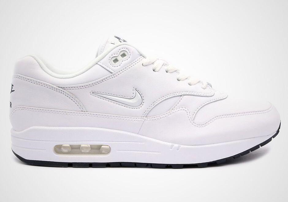 quality design e2d44 b0056 Nike Air Max 1 x Premium SC Jewel Triple White