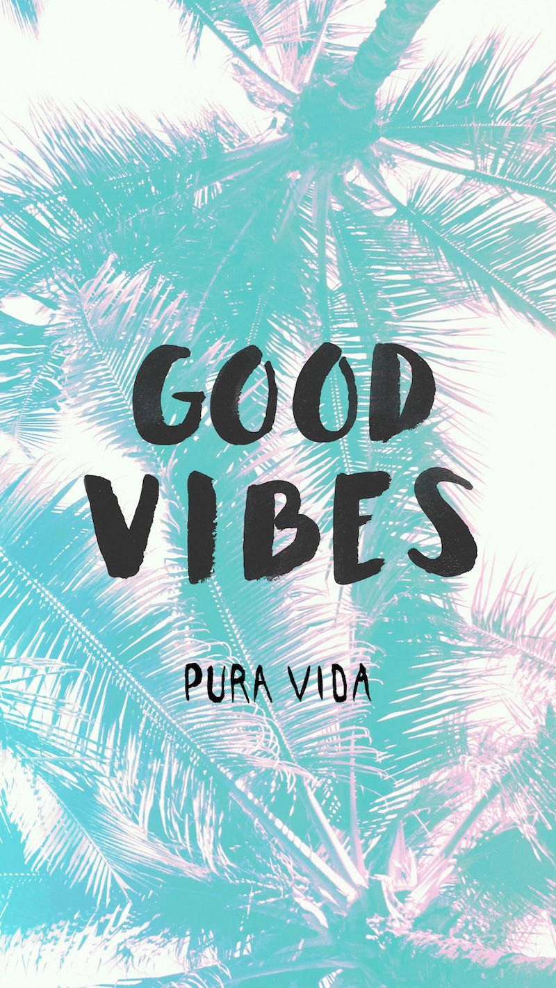 Aesthetic Good Vibes Wallpaper