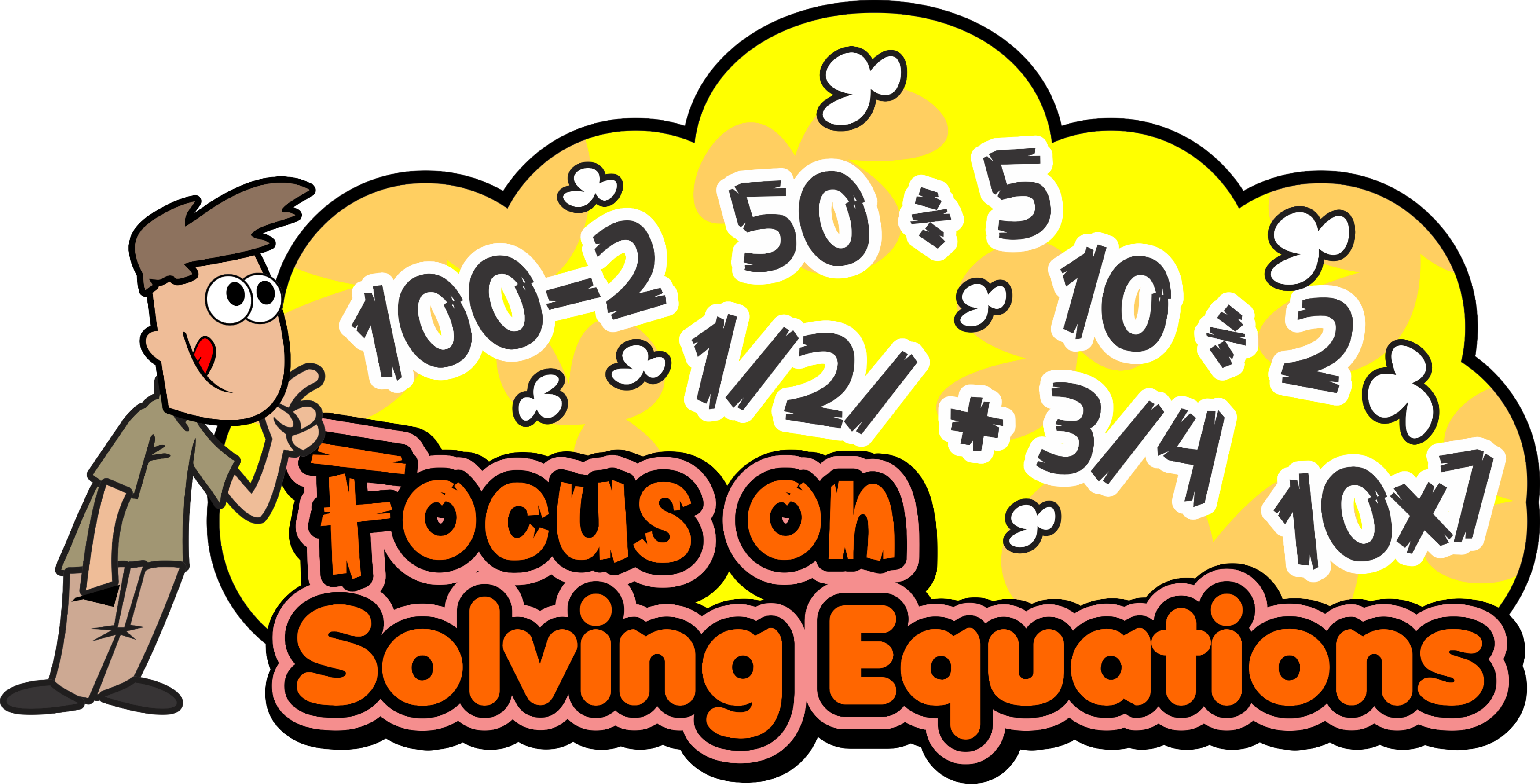 Focus On Solving Equation Games Amp Activities Ultimate