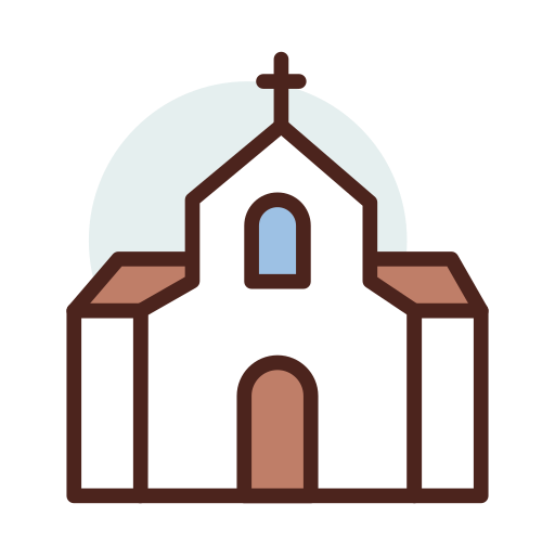 Church Free Vector Icons Designed By Darius Dan Church Icon Free Icons Christian Illustration