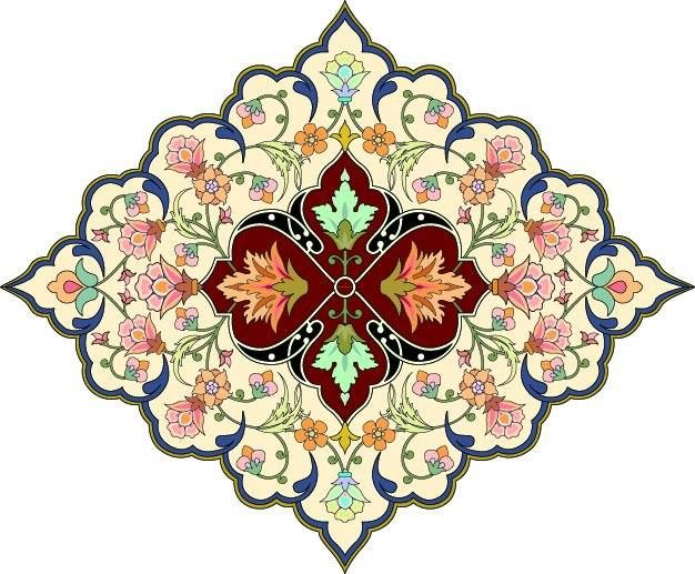 زخارف إسلامية رائعة Islamic Art Pattern Arabesque Design Pattern Art