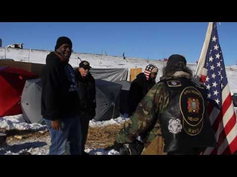 Veterans interviewed at Standing Rock tell it like it is. - YouTube