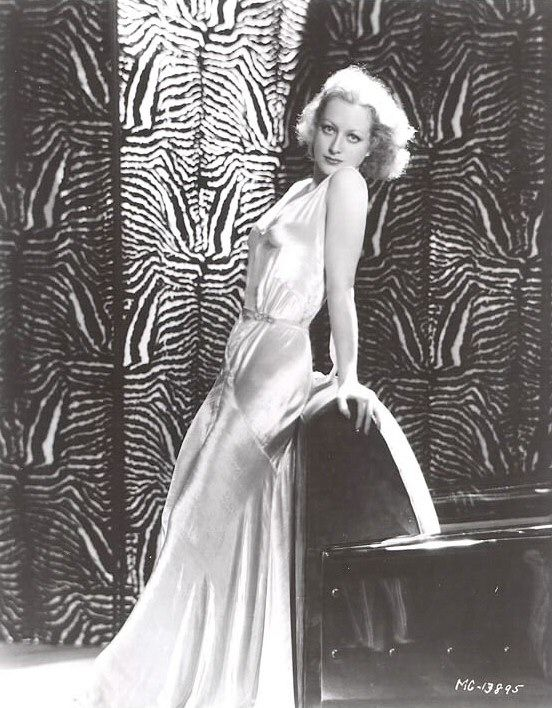 Image result for Bette Davis 1931 evening gown