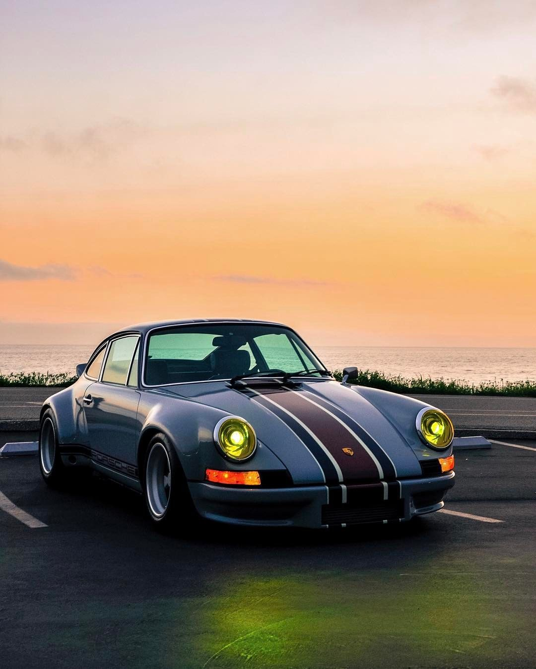 Porsche 911 Classic: Voiture Vintage, Voiture, Voitures Porsche