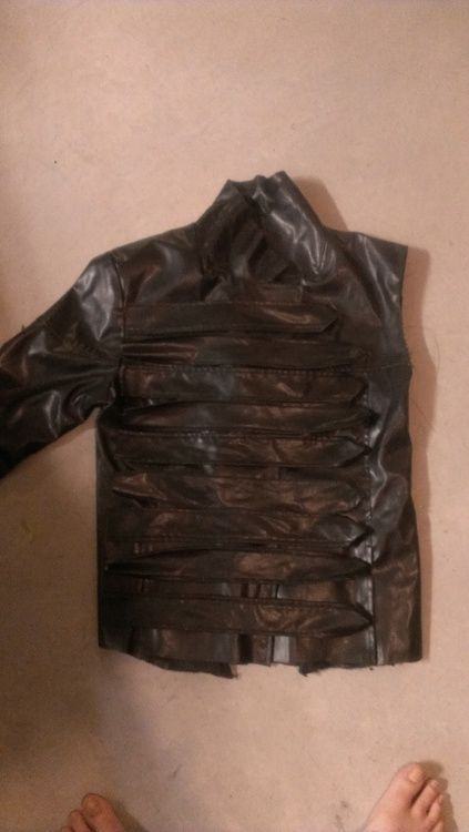WINTER SOLDIER JACKET TUTORIAL - for budget cosplayers