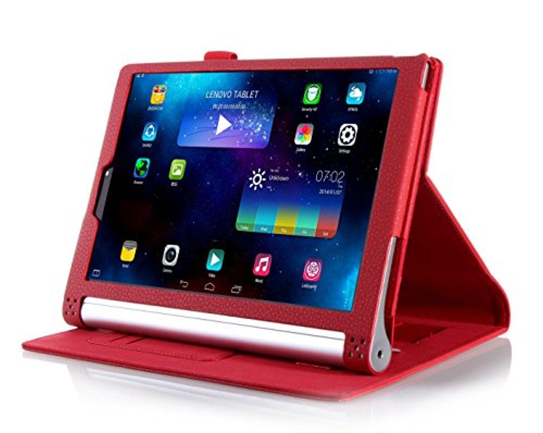 Чехол Lenovo Yoga Tablet3 8 Sleeve and Film желтый ZG38C00488