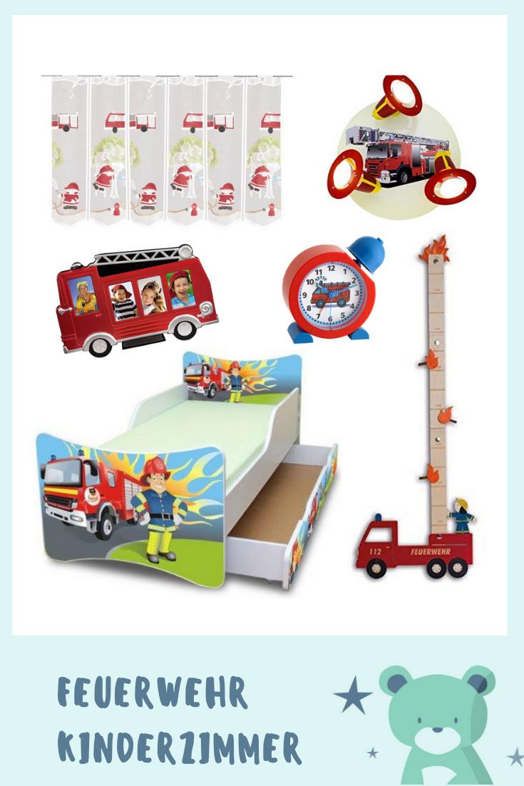 Pin Auf Kinderzimmer Feuerwehr