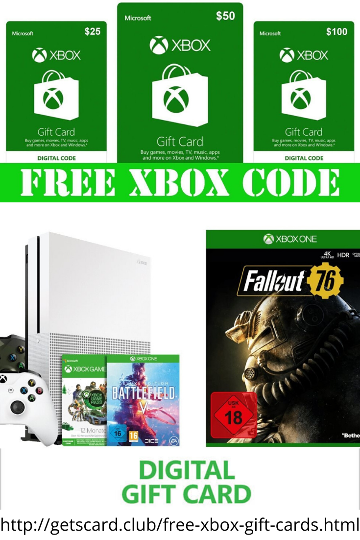 Redeem Your Xbox Gift Card With Your Monile Tablet Or Desktop Go To The Xbox Store Click At The Menu Bar And Choose Redeem Co In 2020 Xbox Gift Card Xbox