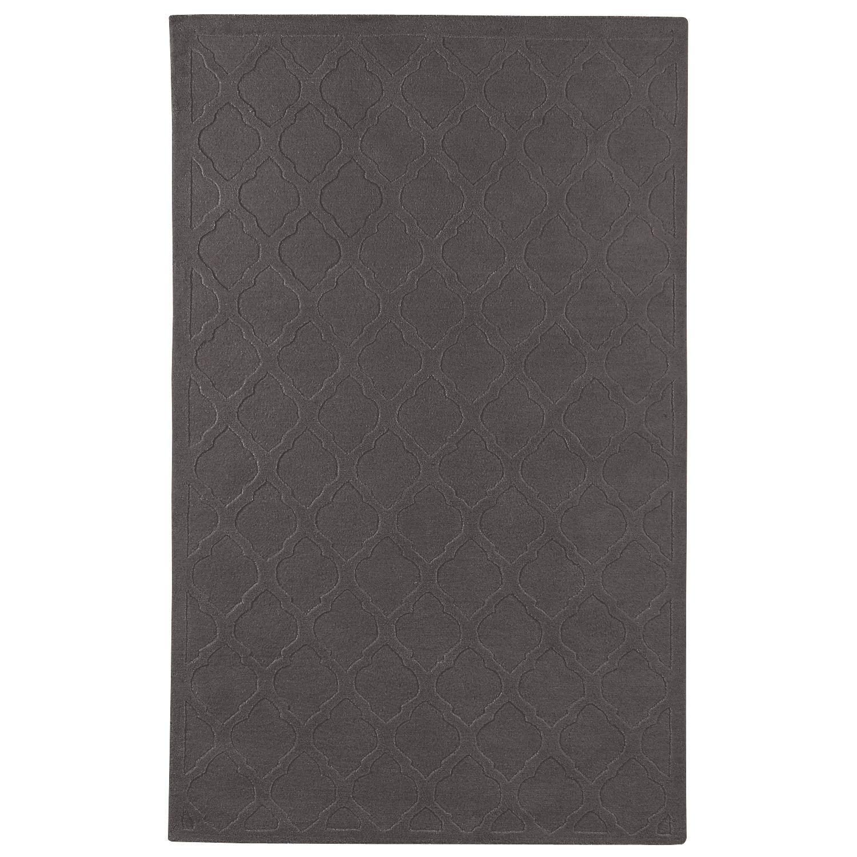 Moorish tile rug 9x12 charcoal for the boy 39 s room 108 for Bathroom ideas 9x12